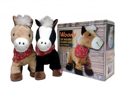 W-Woody Plush-Walkie/Talkie Hester