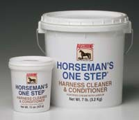 B-Horseman one step harness cleaner